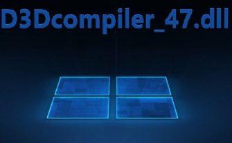 Как скачать d3dcompiler_47.dll?