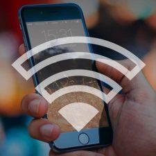 Раздать интернет с телефона