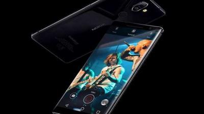 Nokia 8 Sirocco – мощный флагман с отличным дизайном