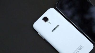 Doogee X9 Pro – бюджетный смартфон с хорошей камерой и стильным дизайном